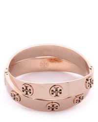 Bracelet doré Tory Burch