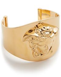 Bracelet doré Versace