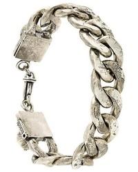 Bracelet gris Emanuele Bicocchi