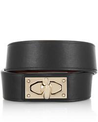 Bracelet noir et doré Givenchy