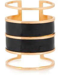 Bracelet noir Balmain