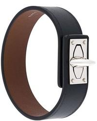Bracelet noir Givenchy