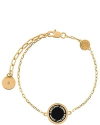 Bracelet noir Marc Jacobs