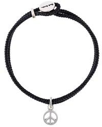 Bracelet noir Paul Smith