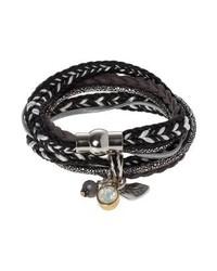 Bracelet noir Sweet Deluxe