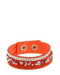 Bracelet orange Kettenworld