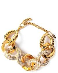 Bracelet orné doré