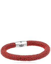 Bracelet rouge Endless