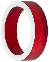 Bracelet rouge Giorgio Armani