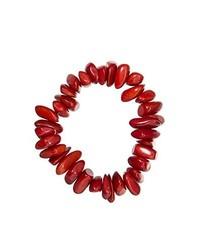 Bracelet rouge Isachii