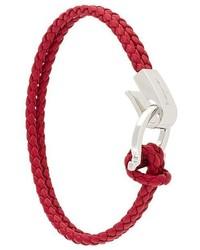 Bracelet rouge Salvatore Ferragamo