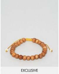 Bracelet tabac Reclaimed Vintage
