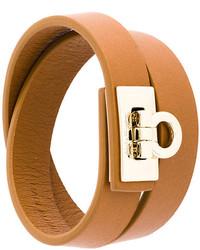 Bracelet tabac Salvatore Ferragamo