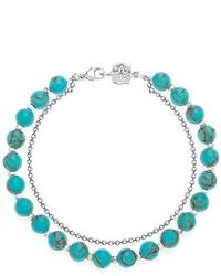 Bracelet turquoise Dower & Hall
