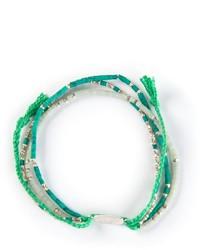 Bracelet vert Paul Smith