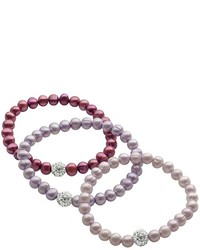 Bracelet violet clair