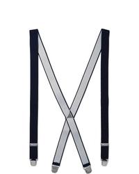 Bretelles bleu marine Charvet