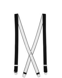 Bretelles noires Charvet