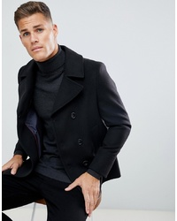 Caban noir Burton Menswear