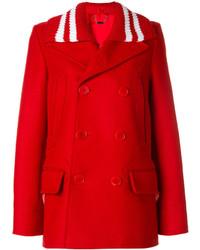 Caban rouge Givenchy