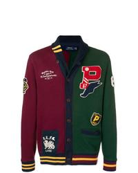Cardigan à col châle multicolore Polo Ralph Lauren