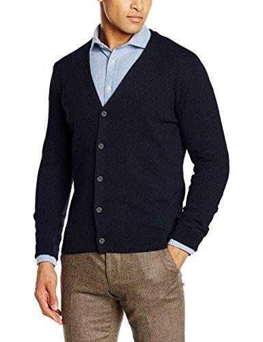 Cardigan bleu marine