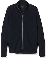 Cardigan bleu marine Jack & Jones