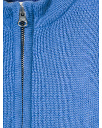 Cardigan bleu