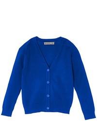 Cardigan bleu Trutex