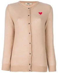 Cardigan brun clair original 1338477