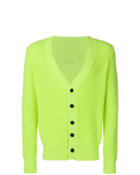 Cardigan chartreuse Lc23
