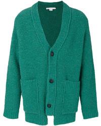 Cardigan en tricot bleu canard Stella McCartney