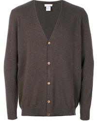 Cardigan en tricot brun Avant Toi