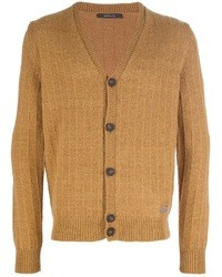 Cardigan en tricot marron clair Siviglia