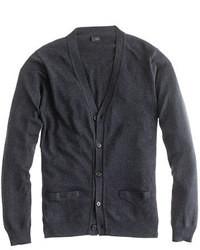 Cardigan gris fonce original 2159547