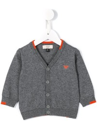 Cardigan gris Armani Junior
