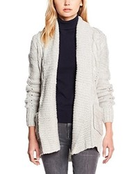 Cardigan gris New Look