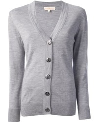 Cardigan gris Tory Burch