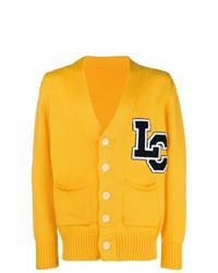 Cardigan jaune Lc23