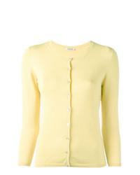 Cardigan jaune P.A.R.O.S.H.