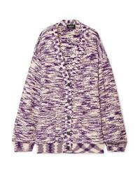 Cardigan long violet Calvin Klein 205W39nyc
