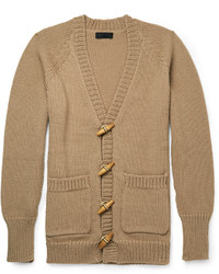 Cardigan marron clair Burberry