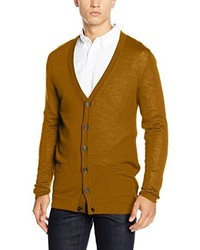 Cardigan moutarde Lindbergh