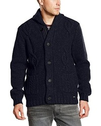Cardigan noir Timberland Clothing