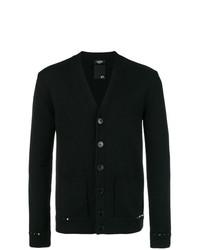 Cardigan noir Valentino