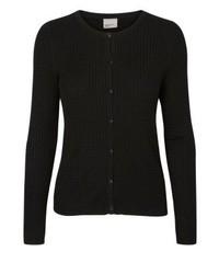 Cardigan noir Vero Moda