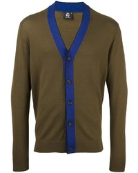 Cardigan olive Paul Smith