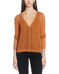Cardigan orange Vero Moda