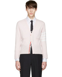Cardigan rose Thom Browne
