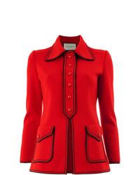 Cardigan rouge Gucci
